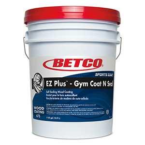 Ez Plus Gym Coat N Seal Wood FinisherSealer (5 GAL Pail)
