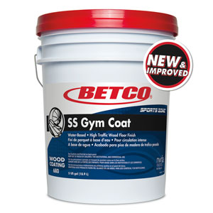 SS Gym Coat Wood Finish WCatalyst (5 GAL Pail wCatalyst)