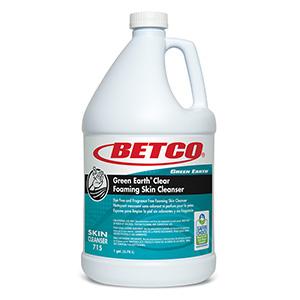 Green Earth Clear Foaming Skin Cleanser (4 - 1 GAL Bottles)