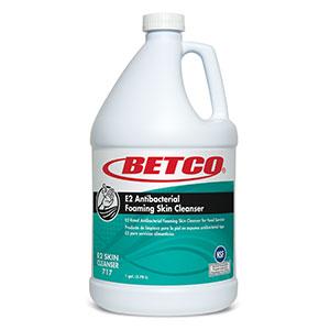 E2 Antibacterial Foaming Skin Cleanser (4 - 1 GAL Bottles)