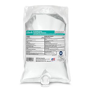 E2 Antibacterial Foaming Skin Cleanser (6 - 1000 mL Bags)