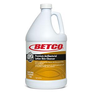 Premium Antibacterial Lotion Skin Cleanser (4-1 GAL Bottles)