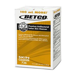Premium Antibacterial Lotion Skin Cleanser (10- 1100 mL BIB)
