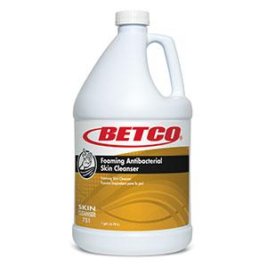 Foaming Antibacterial Skin Cleanser (4 - 1 GAL Bottles)