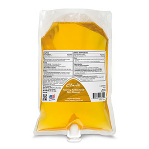 Foaming Antibacterial Skin Cleanser (6 - 1000 mL Bags)