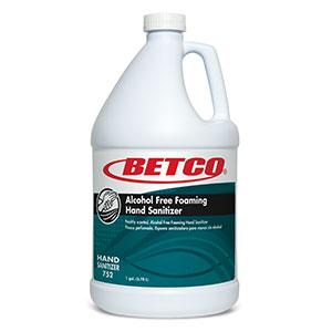 Alcohol Free Foaming Hand Sanitizer (4 - 1 GAL Bottles)