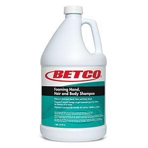 Foaming HairBody Shampoo (4 - 1 GAL Bottles)