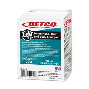 Lotion Hair And Body Shampoo (12 - 900 mL BIB)