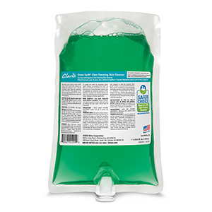 Green Earth Lotion Skin Cleanser (6 - 1000 mL Bags)