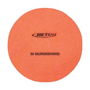 Crete Rx Burnishing Pad, 27, Orange (2case)