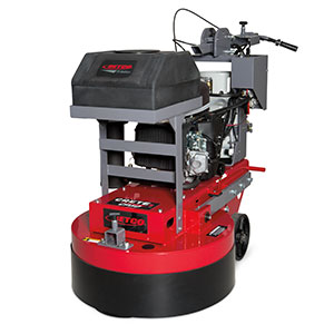 The Matrix CP30 – Concrete Polishing Machine