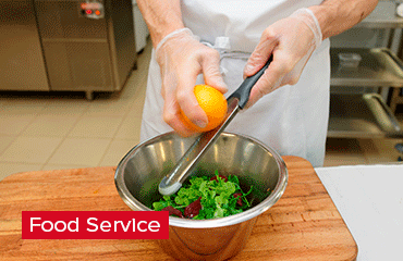 Hygiene management in FoodService