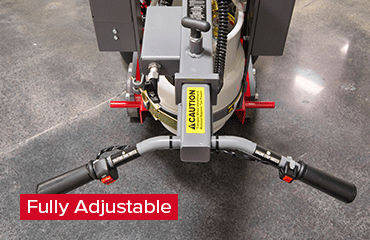 Fully Adjustable